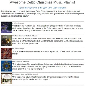 Best Celtic Christmas Music EVER! | Celtic Christmas Music